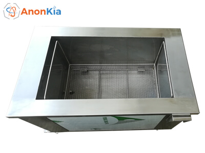 Ultrasonic Filter Cleaner with Stainless Steel Cleaning Bath