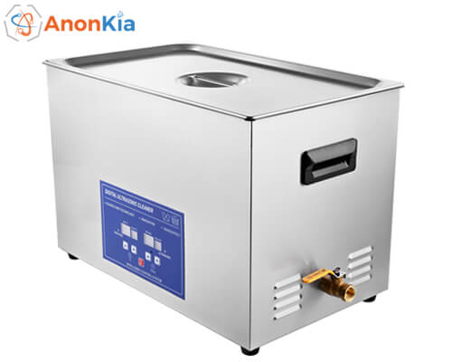 stainless Steel Benchtop Ultrasonic Cleaners