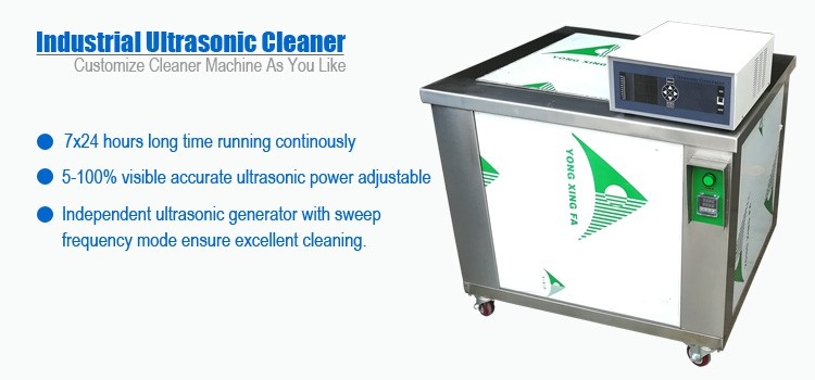 100L Large Industrial Ultrasonic Cleaner