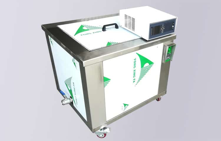 Ultrasonic Parts Degreaser Machine