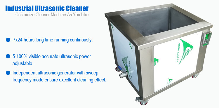 Industrial Degreasing Machine