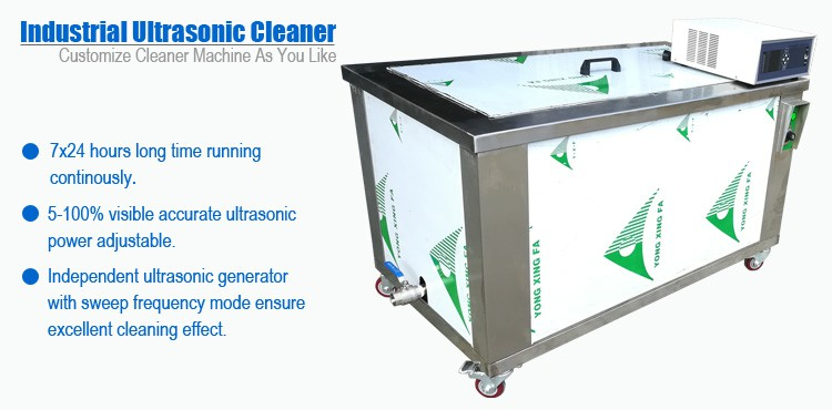240L Industrial Ultrasonic Cleaning Machine for sale