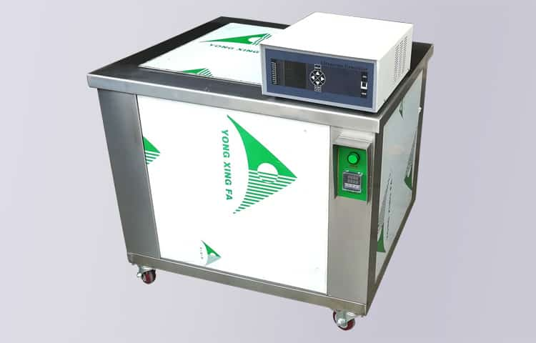 150L Heated Ultrasonic Parts Cleaner