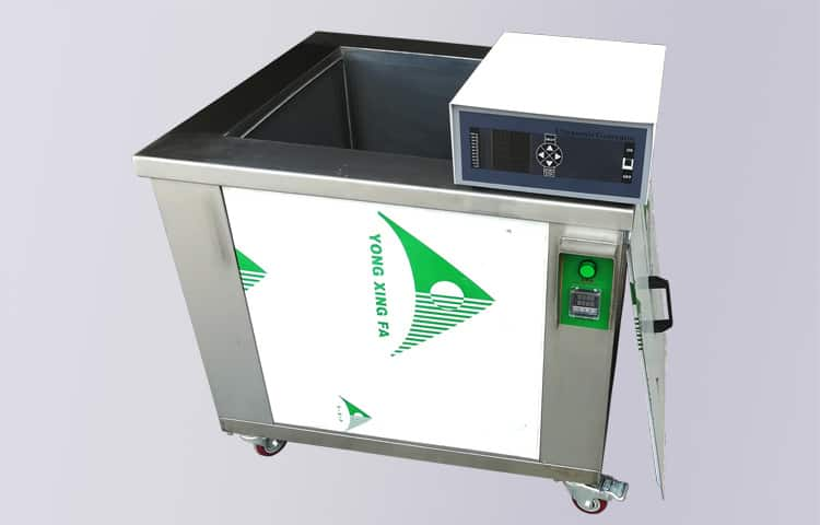 Heated Ultrasonic Parts Cleaner