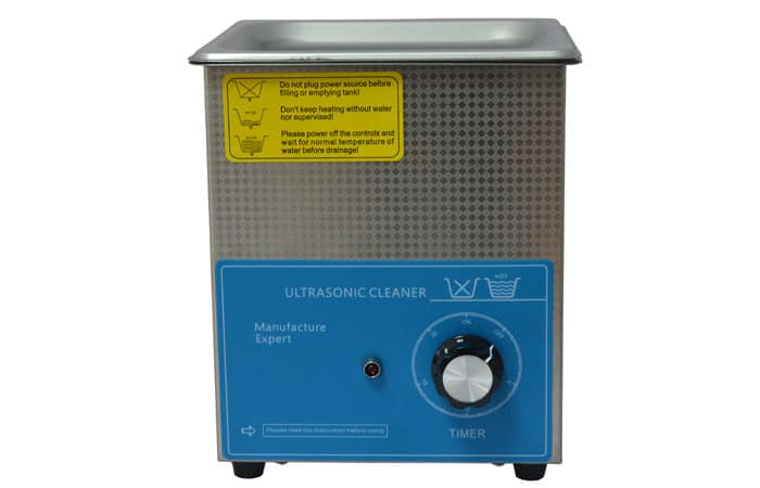 2L liter ultrasonic glasses cleaner