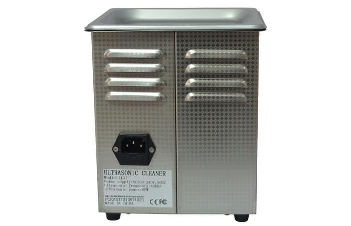 1.3L liter ultrasonic glasses cleaner