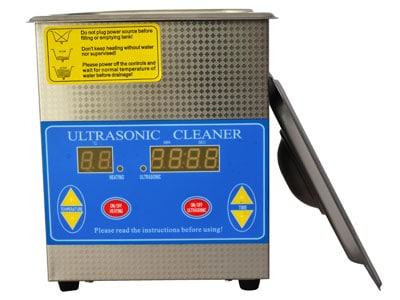2L Ultrasonic Jewelry Cleaner