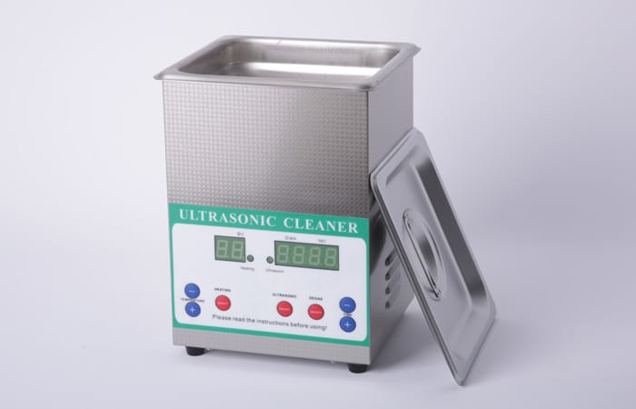 Sonic Cleaner with Degassing