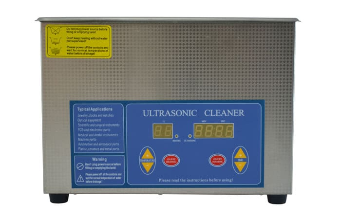 3L Ultrasonic Jewelry Cleaning Machine