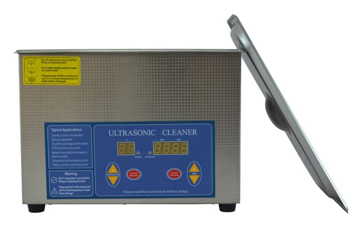 4L digital ultrasonic cleaning machine