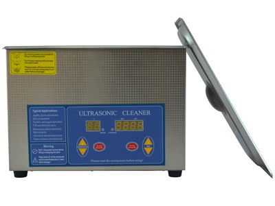 4L Ultrasonic Jewelry Cleaning Machine