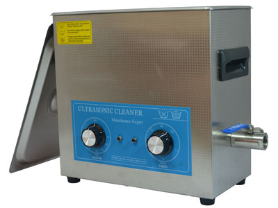 6L Heated Ultrasonic Cleaner