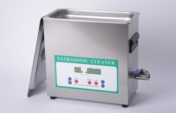Digital Ultrasonic Cleaner with Degassing