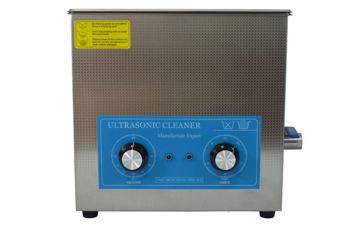 10L industrial ultrasonic cleaning machine