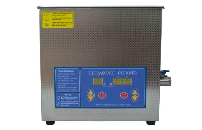 10L digital ultrasonic cleaner