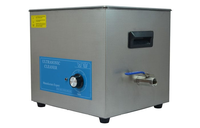 13L Stainless Steel Ultrasonic Cleaning Machine