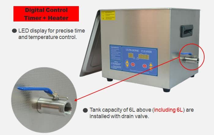 13L Digital Ultrasonic Cleaner