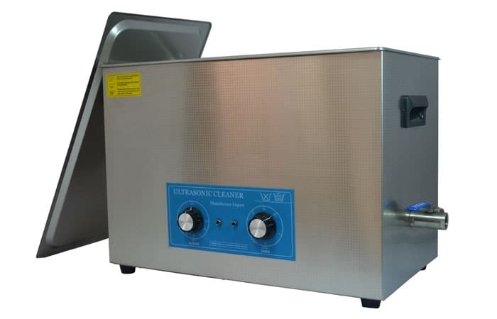 Stainless Steel Ultrasonic Parts Cleaner