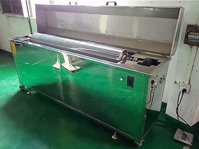 Ultrasonic Anilox Roller Cleaner