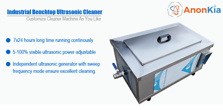 36L Best Benchtop Ultrasonic Cleaner