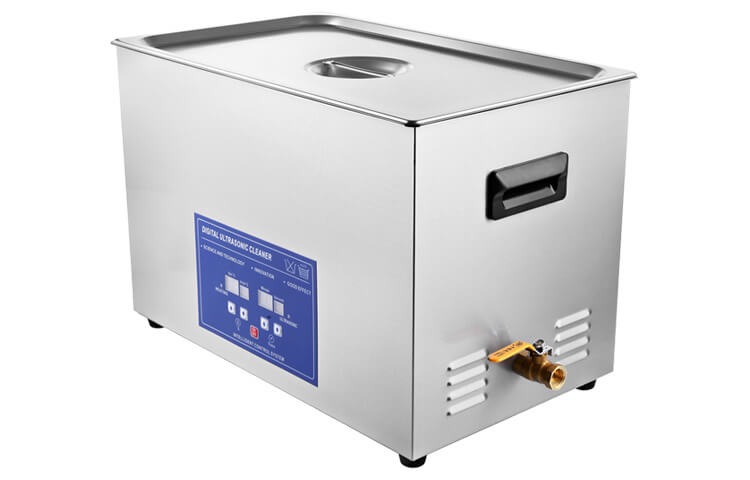 30 Litre Ultrasonic Cleaner Machine for Parts Cleaning