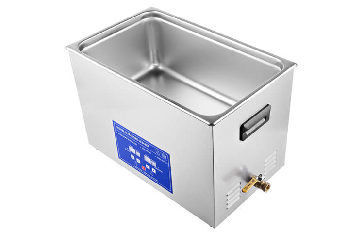 30L Stainless Steel Digital Ultrasonic Parts Cleaner