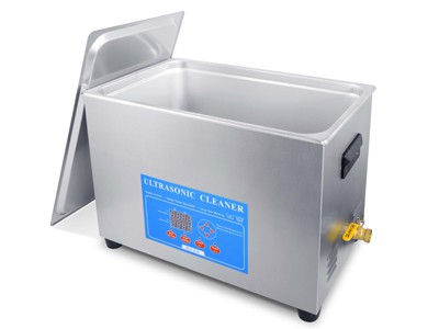 30L Power Adjustable Ultrasonic Bath Cleaner with Heater