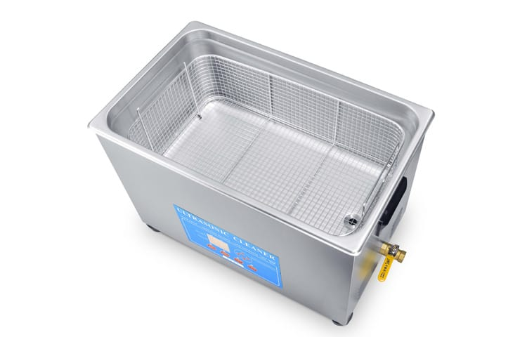 30L Ultrasonic Cleaner with Basket