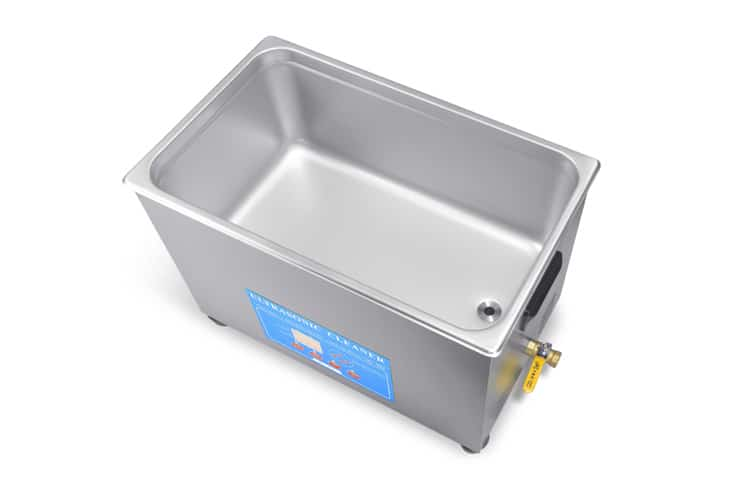30L Variable Power Ultrasonic Cleaner Bath