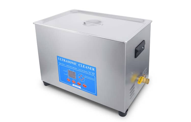 Ultrasonic Bath Injectors Cleaner