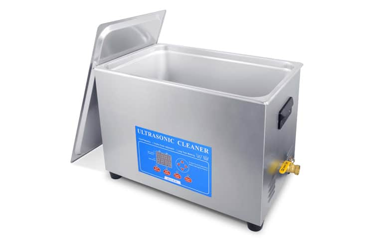 30L Ultrasonic Cleaner with Dual Frequency of 28KHz and 40KHz