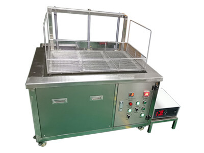 Ultrasonic Cleaner with Lifting system