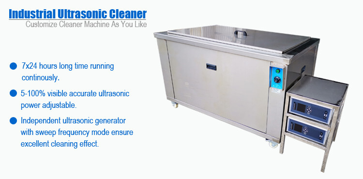 500l large capacity ultrasonic cleaner