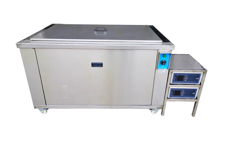 large ultrasonic parts cleaner