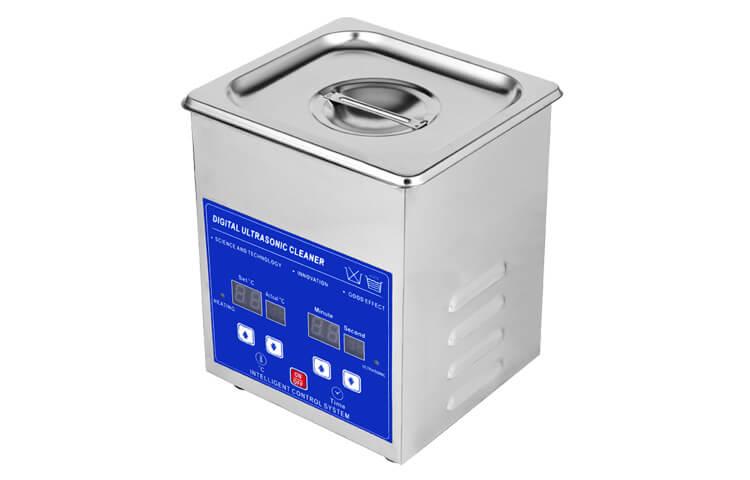 1.3L Heated Ultrasonic Jewelry Cleaner