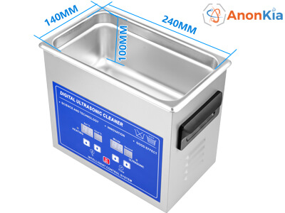 3L Electric Ultrasonic Denture Cleaner