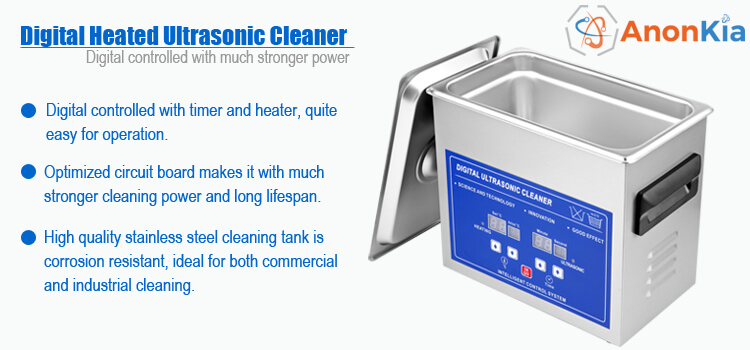 3L Ultrasonic denture cleaner for sale