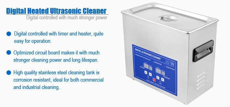 4L Portable Ultrasonic Washing Machine
