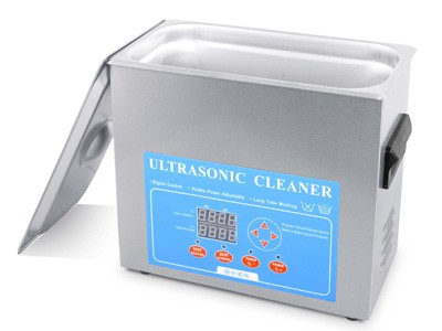 4 Litres Variable Power Ultrasonic Bath Sonicator