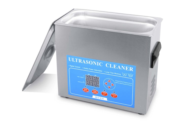 4L Variable Power Ultrasonic Bath Sonicator