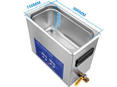 6L Ultrasonic Denture Bath