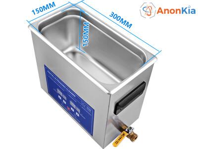 6L Ultrasonic Carburetor Cleaning Bath