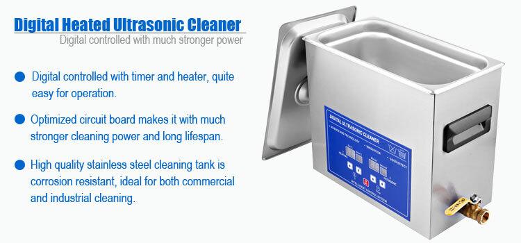 6L Dental Ultrasonic Cleaner