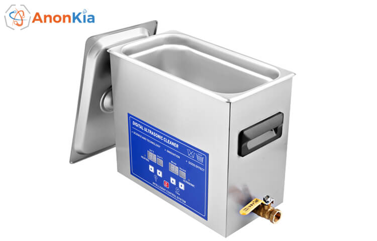 Ultrasonic Cleaner for Bike Parts