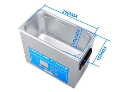 6L Lab Sonicator Bath Ultrasonic Cleaner