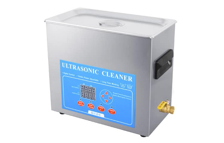 6 Litres Ultrasonic Jewellery Cleaner