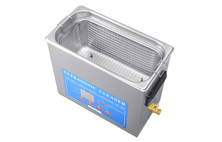 6L Litres Variable Power Ultrasonic Cleaner with Basket