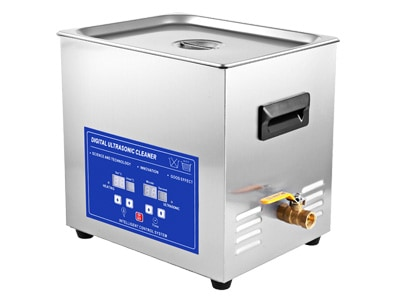 Digital Heated Ultrasonic Cleaner