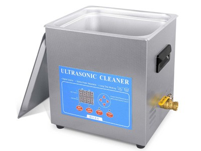 10L Ultrasonic Dental Instrument Cleaner with 5-100% Power Adjustable