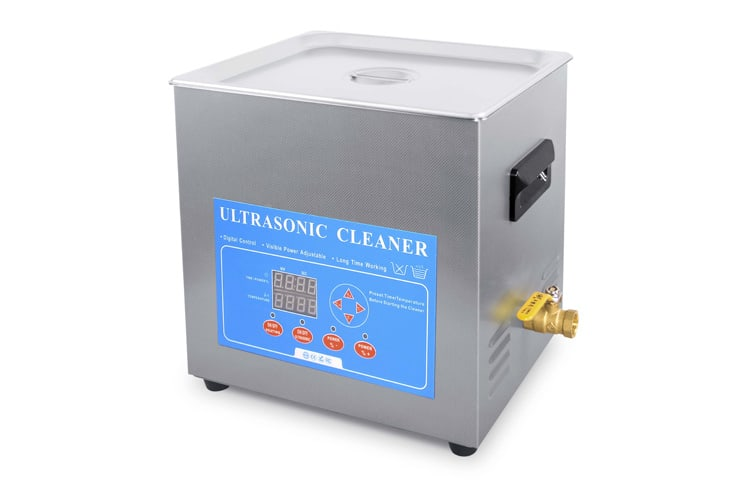 10 Litres Variable Power Ultrasonic Bath